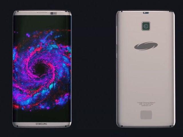 Появились новые характеристики Samsung Galaxy S8