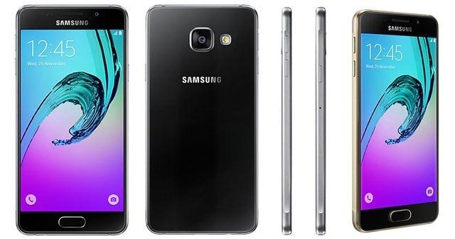 Samsung Galaxy A3 2017 готовится к выходу