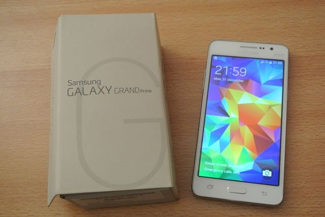 Samsung Galaxy Grand Prime Plus сертифицирован WIFI