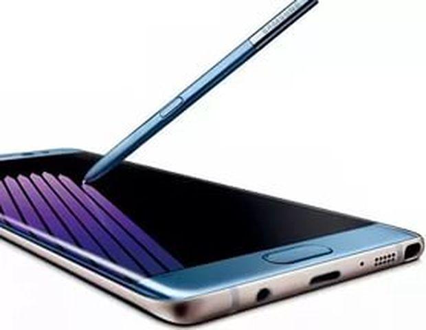 Samsung отправила Note 7 на дополнительные тесты качества