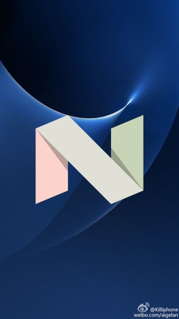 Samsung планирует выпустить Android 7.0 для Samsung Galaxy S7 / S7 edge