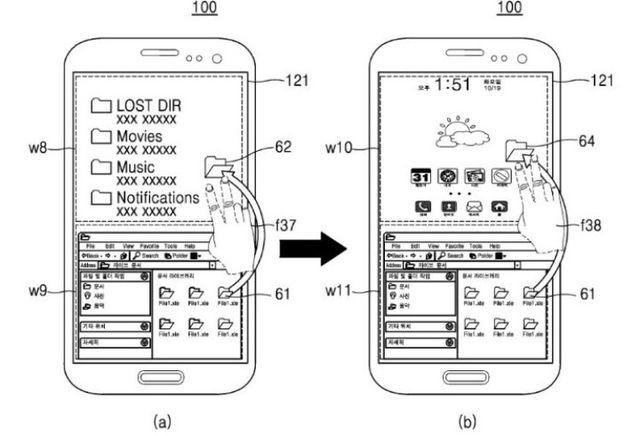 Samsung работает над смартфоном с двумя OC