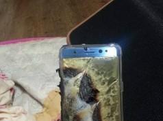 Samsung рекомендует отключить свой Galaxy Note 7 и обменять на новый