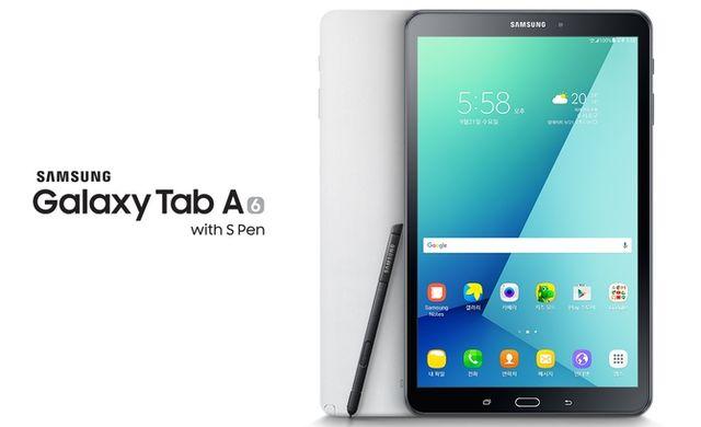 Samsung выпустила новый планшет Samsung Galaxy Tab A (2016)