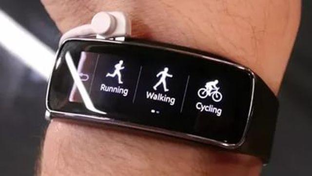 Samsung выпустит на рынок умное кольцо