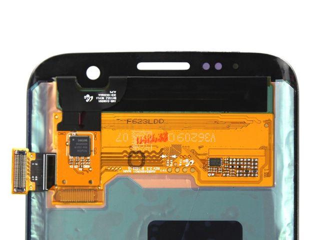 Дисплей и экран для замены в Samsung Galaxy S7 edge