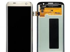 Экран для замены в Samsung Galaxy S7 edge