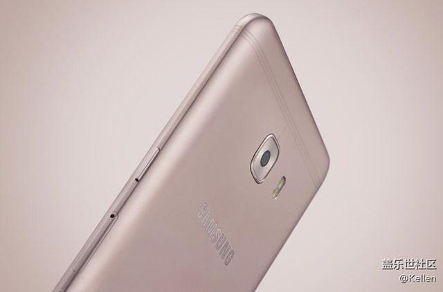 Появились фотографии Samsung Galaxy C9 Pro