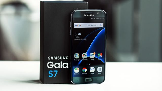 Прошивку Android 7.0 Nougat уже тестируют на Samsung Galaxy S7