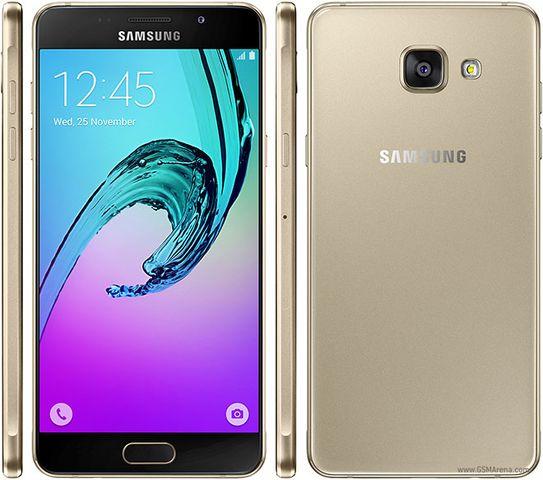 Samsung Galaxy A5 (2016) обновился в сентябре
