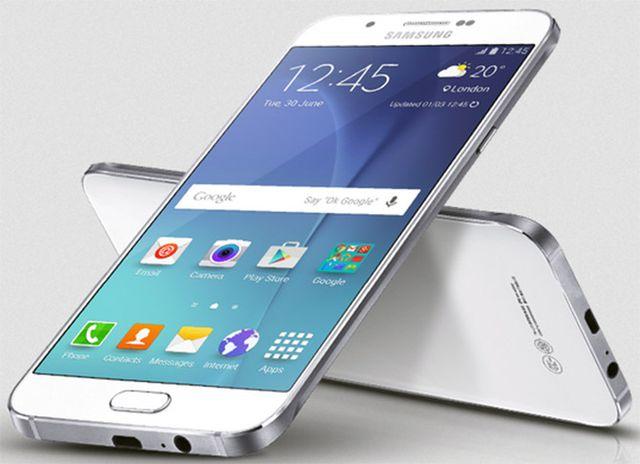 Samsung Galaxy A8 (2016) представлен официально
