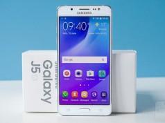 Samsung Galaxy J5 (2016) получил обновление в Нидерландах