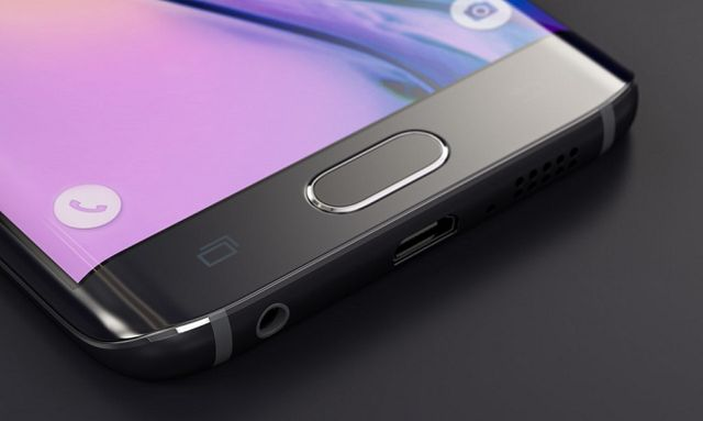 Samsung Galaxy S8 получит сканер отпечатков пальцев на дисплее