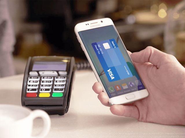 Samsung Pay: как удобный сервис оплаты смартфоном
