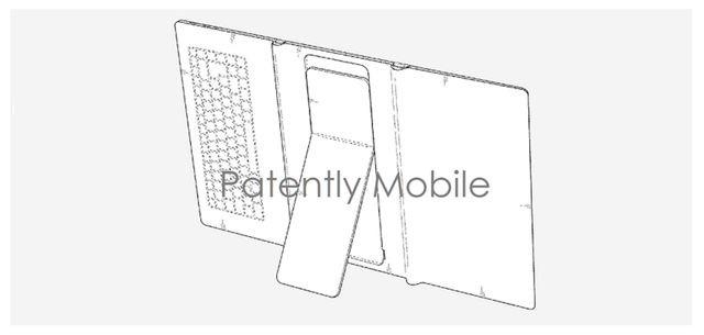 Samsung готовит уникальный планшет