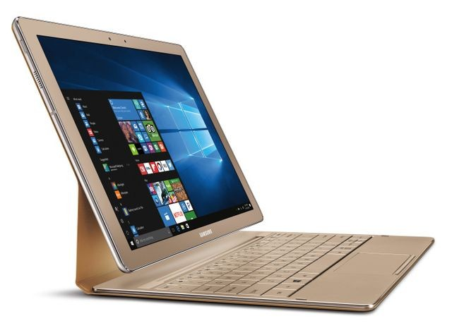 Samsung представила Galaxy Tab Pro S Gold Edition