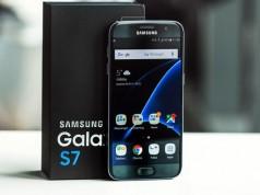 Samsung представила обновление с улучшением безопасности для Galaxy S7 в Индии