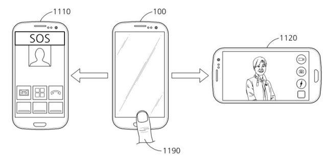 Samsung улучшит функционал своего сканера отпечатков пальцев