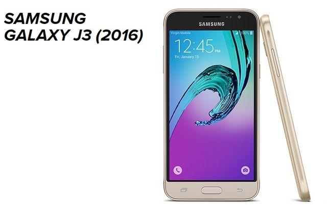 Samsung выпустила Android 6.0.1 для Samsung Galaxy J3 (2016) в Нидерландах