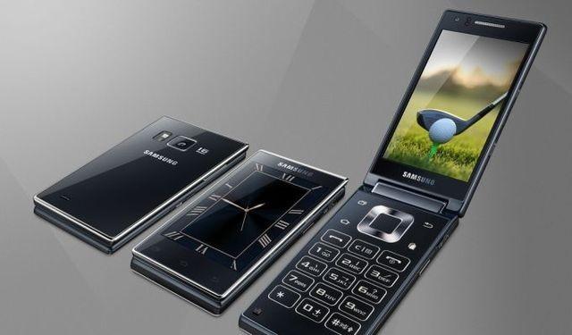 Samsung выпустит новую раскладушку