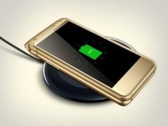 Новая раскладушка от Samsung получит функцию беспроводной зарядки