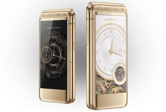 Samsung W2017 представлен официально