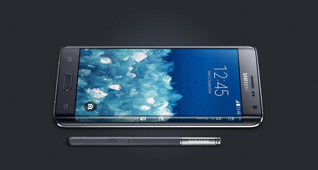 Samsung начал выпускать обновления для Samsung Galaxy Note Edge и Note 4 в Европе