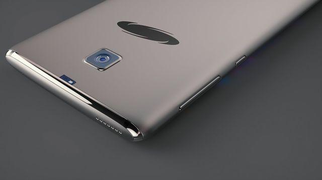 В начале 2017 года Samsung представит смартфон практические без рамок