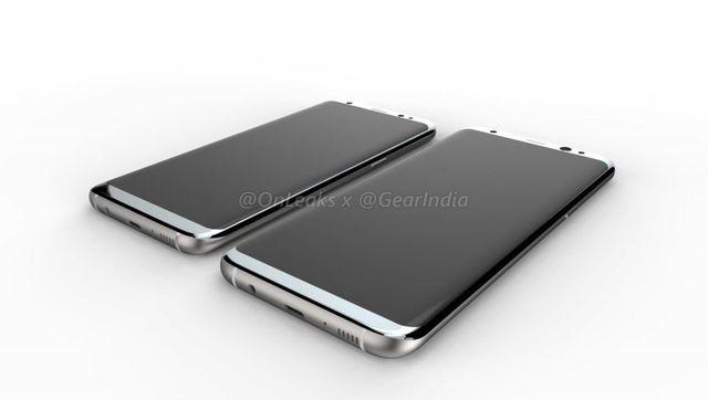 Характеристики Samsung Galaxy S8 и S8 Plus