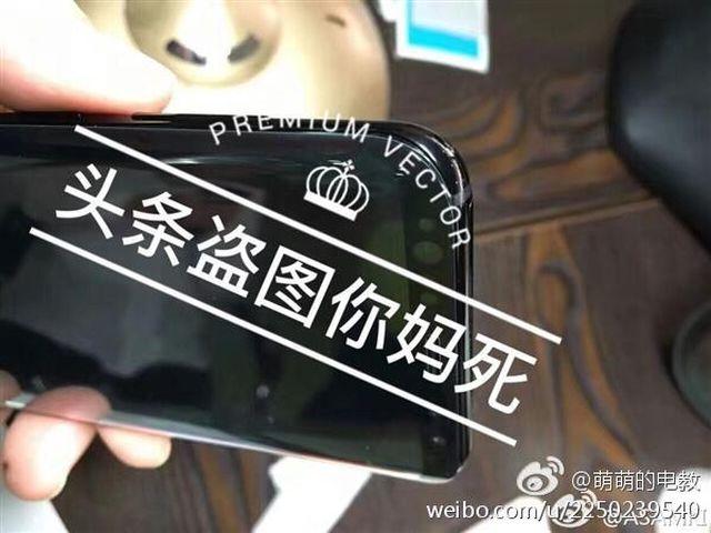 Реальные фото Samsung Galaxy S8