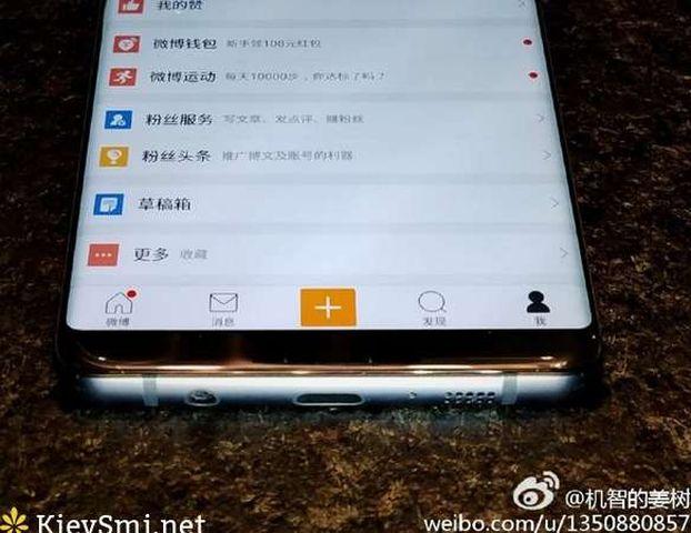 Samsung Galaxy S8 получил совершенно новый внешний вид
