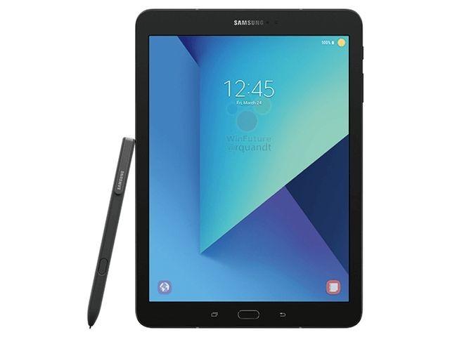 Samsung Galaxy Tab S3 появился на изображениях