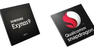 Сравнение Exynos 8895 и Qualcomm Snapdragon 835