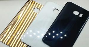 Заднее стекло для Galaxy S7 и S7 Edge