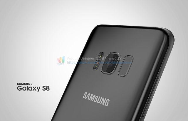 В сети появились фото Galaxy S8