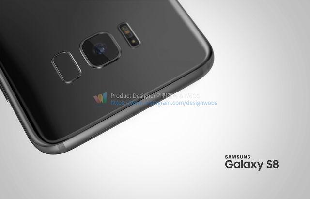 Камера Galaxy S8