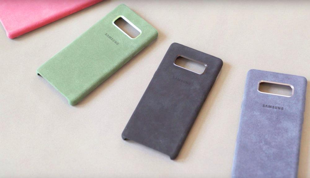 Чехлы-накладки для Note 8