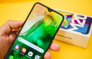 Samsung Galaxy M20 в AnTuTu Benchmark