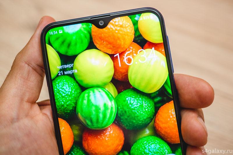 Samsung Galaxy M20 2019 SM-M205G дисплей