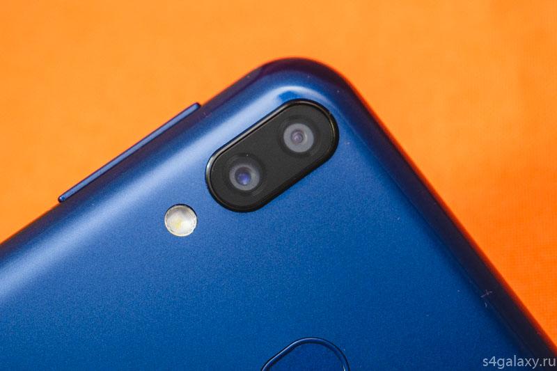 Samsung Galaxy M20 2019 SM-M205G камеры