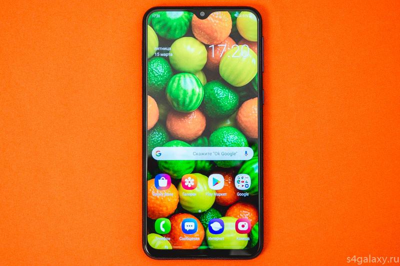Samsung Galaxy M20 2019 (Галакси М20 SM-M205F/DS, SM-M205G)
