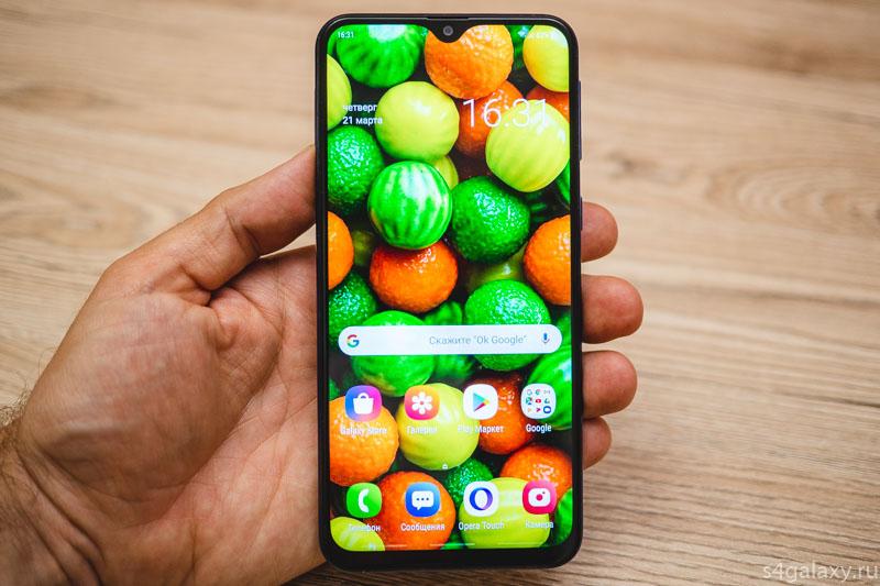 Samsung Galaxy M20 2019 SM-M205G экран