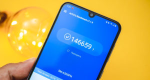 Samsung Galaxy A50 AnTuTu (64GB SM-A505F) - тест и троттлинг