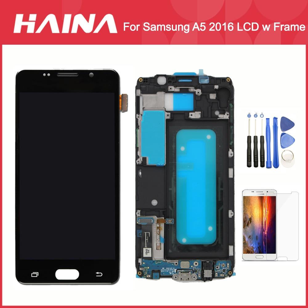 Экран для Samsung Galaxy A5 2016 LCD A510F A510M SM-A510F