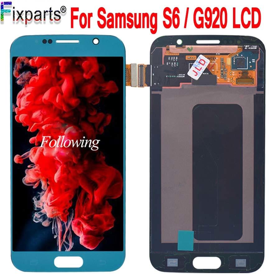 Экран для Samsung Galaxy S6 с тачскрином