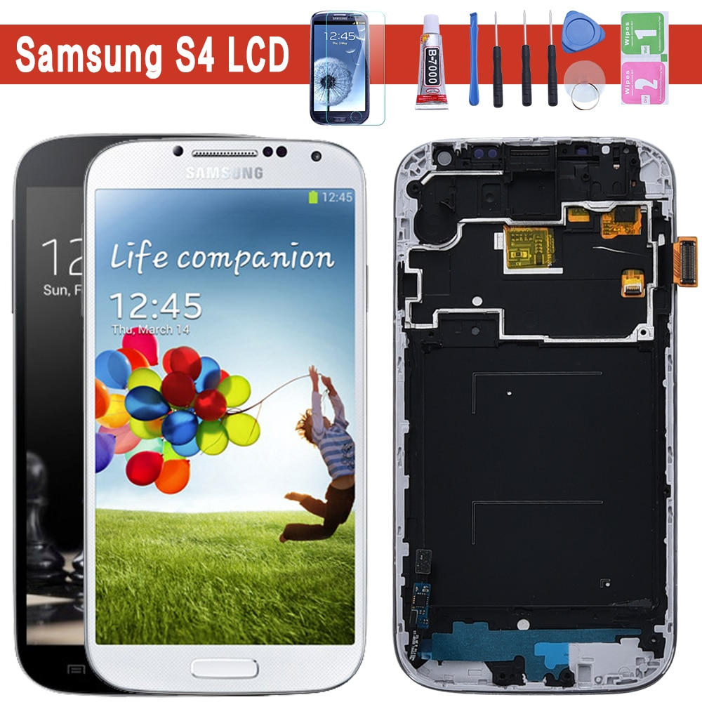 IPS экран для Samsung Galaxy S4 GT-i9505 i9500