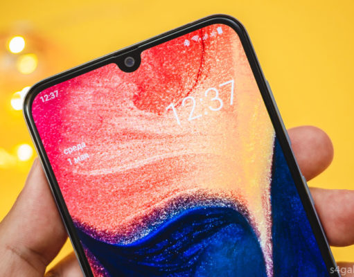 Экран Samsung Galaxy A50