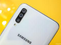 Обновление Samsung Galaxy A50 улучшило камеру