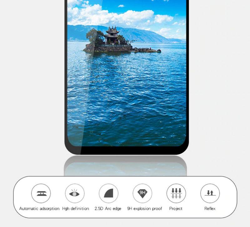 Стекло для Samsung Galaxy A50 от MOFi на экран