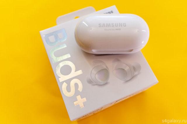 Samsung Galaxy Buds Plus отзыв и опыт использования